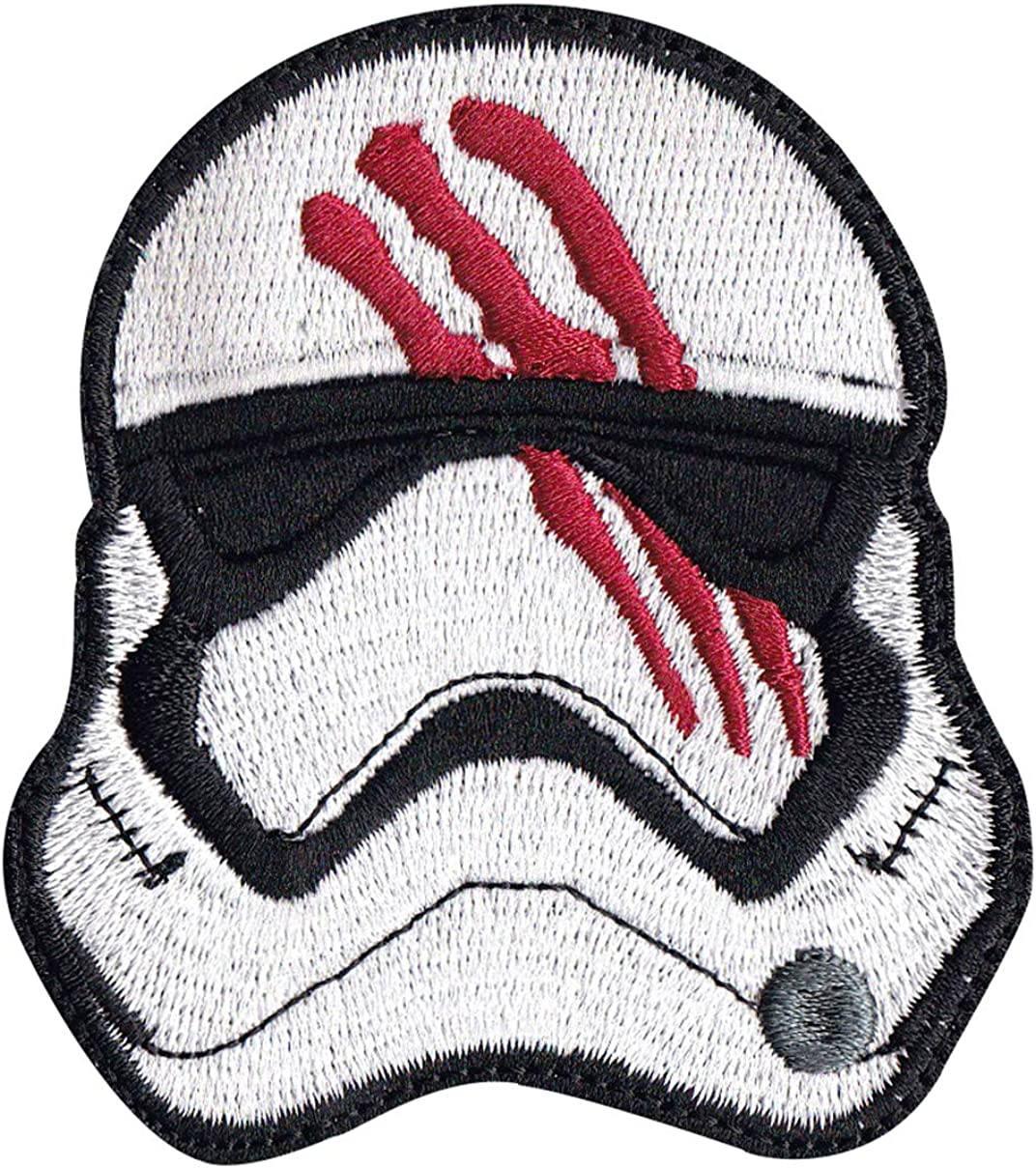 Force Awakens Finn Fn8 Storm Blood excellence Patch Max 77% OFF Mask Trooper