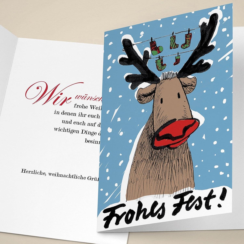 weihnachtskarte firmen neujahrskarte gesch ftlich. Black Bedroom Furniture Sets. Home Design Ideas