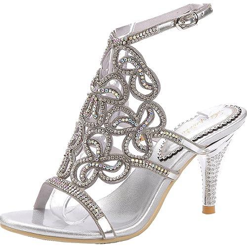 6e53785d99 Wedding Shoes Bridesmaids: Amazon.com