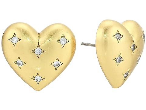 Kate Spade New York My Precious Heart Stud Earrings