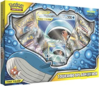 Pokemon TCG: Towering Splash Gx Box
