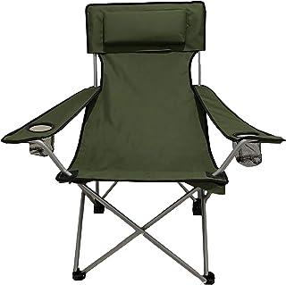 Homecall - Silla de camping (Verde)