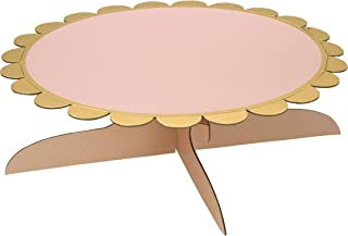 One tier Cake Stand & Cupcake Stands for party (1, pink)