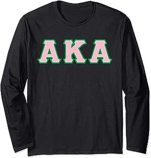 AKA Long Sleeve T-shirt