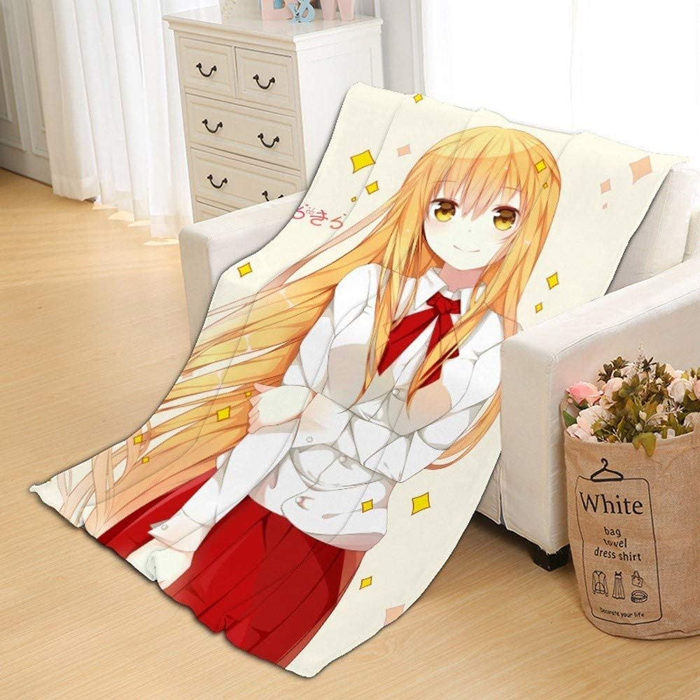 Xungzl Himouto Umaru-chan DOMA Special price for a limited time Umaru Blankets 3D San Jose Mall Printed Blanke