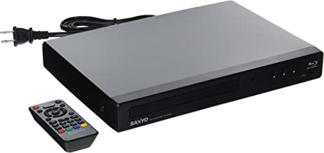 Sanyo RFWBP505F DVD Player (Renewed)