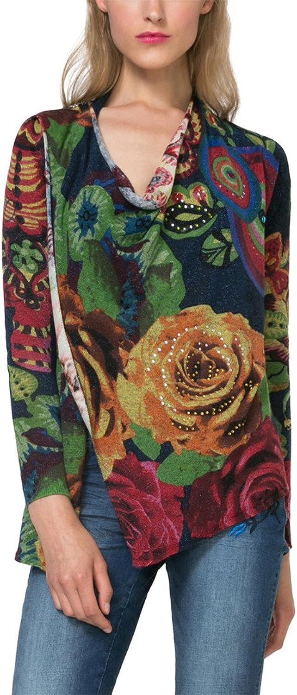 Desigual Women's Cardigan Beni, Sizes XSXL