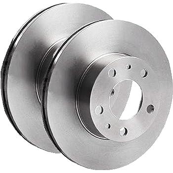 2x Bremsscheibe für Bremsanlage Hinterachse FEBI BILSTEIN 22162