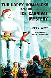 The Happy Hollisters and the Ice Carnival Mystery (16)