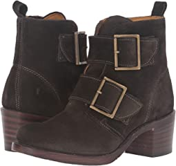 Fatigue Oiled Suede