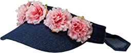 Betsey Johnson - Garden Party Visor