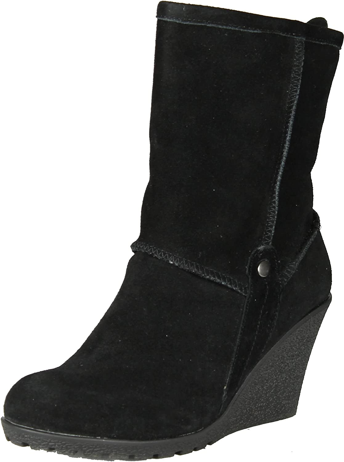 GCNY Good Choice Womens Luxe Fashion Wedge Boots