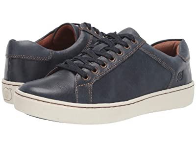 Born Sur (Navy Full Grain Leather) Women