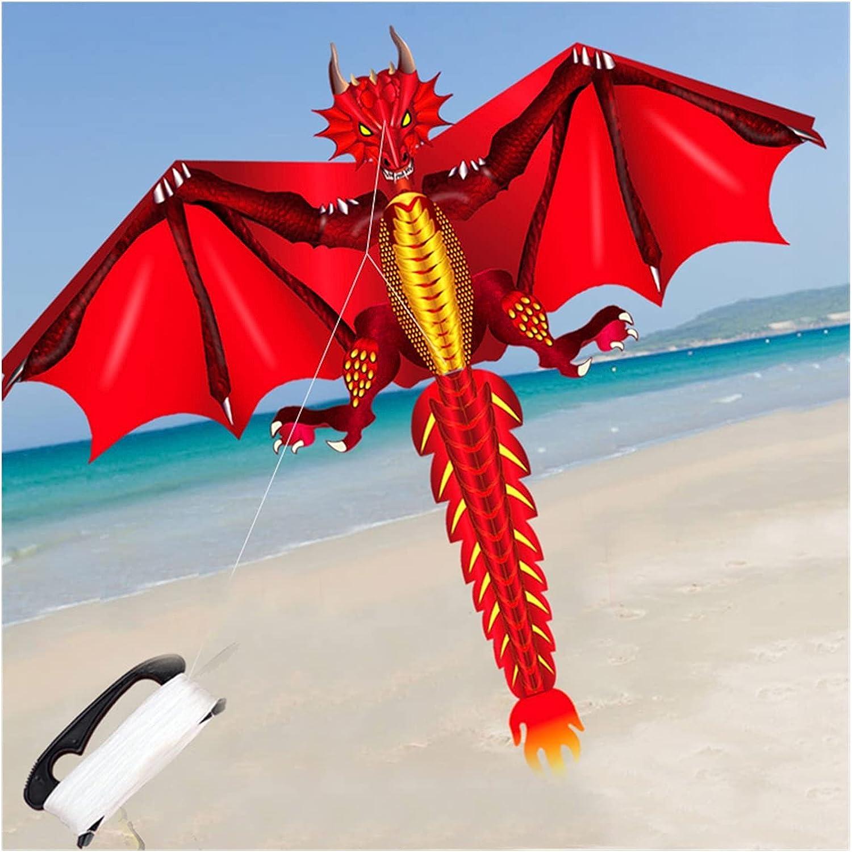 DRUM Kite Popular Dinosaur Pterodactyl Children Wheel Phoenix Mall Adult Cartoon Line