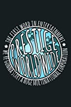 PRESTIGE WORLDWIDE Entertainment Funny Movie Quote S: Notebook Planner - 6x9 inch Daily Planner Journal, To Do List Notebo...