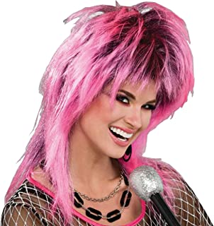 Women's 80's Electric Wig