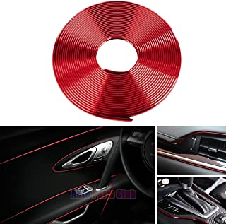 GOADROM Car Interior Moulding Trim,3D DIY 5 Meters...