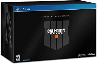 Call of Duty: Black Ops 4 - PS4 Mystery Box Edition (Renewed)