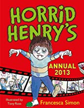 Horrid Henry Annual 2013