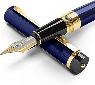 Dryden Designs Fountain Pen Medium Nib Mysterious Blue
