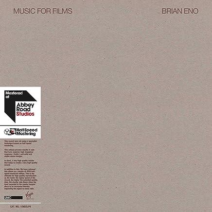 Brian Eno - Music For Films (2019) LEAK ALBUM