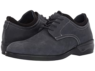 Johnston & Murphy Waterproof XC4(r) Elkins Casual Plain Toe Oxford (Navy) Men