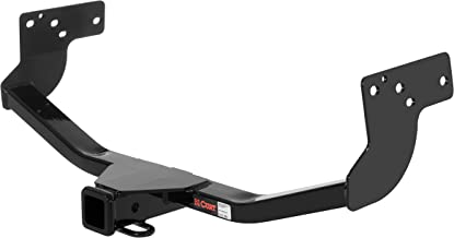 CURT 13575 Class 3 Trailer Hitch, 2-Inch Receiver for Select Mazda CX-9