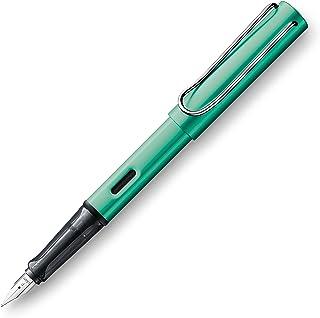 AL- star bluegreen 032 Special Edition Fountain Pen Nib Size: F (fine)