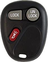 Replacement Key Fob Remote for 2001-2002 Chevrolet Silverado 1500/2500/3500