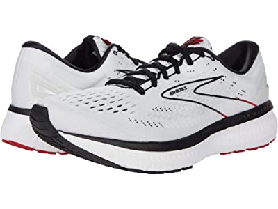 Brooks Glycerin 19 (White/Black/Red) Men