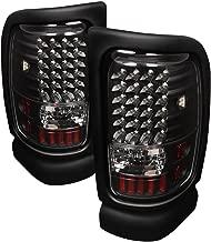 Spyder Auto ALT-ON-DRAM94-LED-BK Dodge RAM 1500/2500/3500 Black LED Tail Light