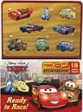 Disney Pixar Cars Ready to Race (Pack) (Disney Find & Fit)