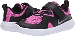 Black/Metallic Silver/Active Fuchsia