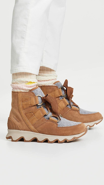 Sorel Kinetic Short Lace Shoes Women