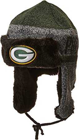 New Era - Frostwork Trapper Green Bay Packers