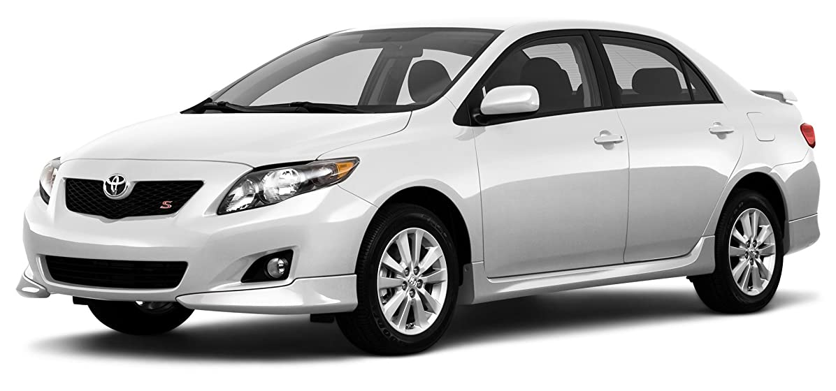2010 Toyota Corolla S >> 2010 Toyota Corolla S 4 Door Sedan Manual Transmission Se Super White