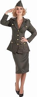 Forum Novelties Women's WWII Army Gal Costume