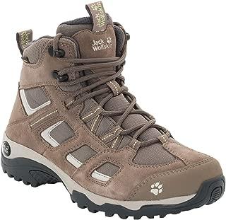 Bota de caminhada feminina Jack Wolfskin Vojo Hike 2 Texapore Mid impermeável