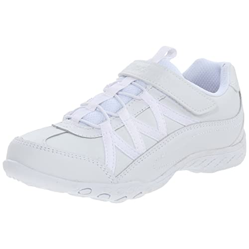 85c8268a97b Skechers Kids Breathe Easy School Uniform Sneaker (Little Kid Big Kid)