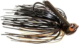 Z-Man Fishing CrosseyeZ Power Finesse Jig 1/4 oz 2/0 Flipping Hooks Wire Trailer Keeper Skirt