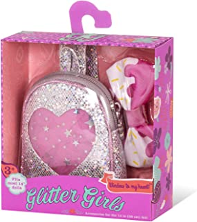 Glitter Girls Sparking Backpack and Bow