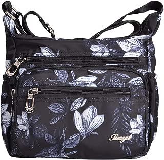 Shoulder Bags for Women Nylon Crossbody Bags Waterproof Lightweight Messenger Purses and Handbags