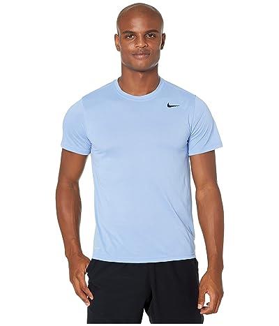 Nike Legend 2.0 Short Sleeve Tee (Light Blue) Men