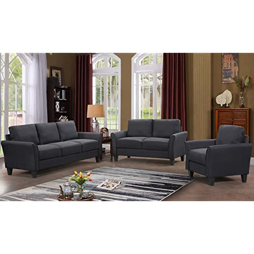 2 Piece Living Room Set: Amazon.com