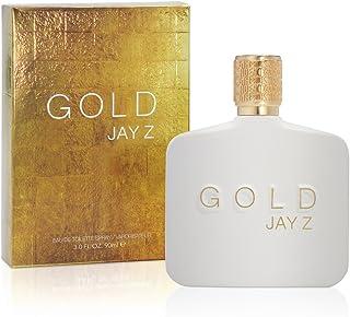 Gold Jay Z Eau De Toilette Spray, 3.0 Ounce