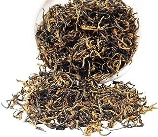 Golden Monkey Black Tea - Yu Nan Tea - Chinese Tea - Caffeinated - Loose Leaf Tea - 3oz