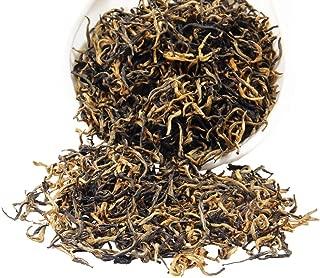 Golden Monkey Black Tea - Yu Nan Tea - Chinese Tea - Caffeinated - Loose Leaf Tea - 1oz