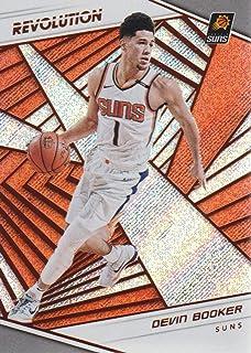 2018-19 Panini Revolution Basketball #75 Devin Booker Phoenix Suns