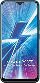 Vivo Y17 128GB + 4GB Dual Sim Blue