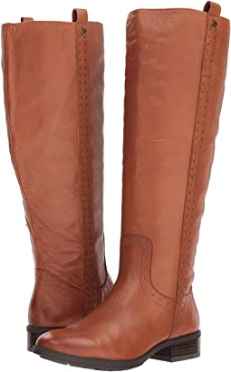 96914b7cf7 Prina Wide Calf Leather Tall Boot. $149.95. 4Rated 4 stars out of 5.  Whiskey Neymar Leather